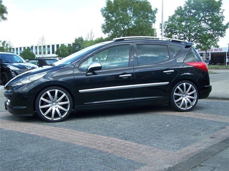 Peugeot 207 Velgen Vbe82 Tlyp